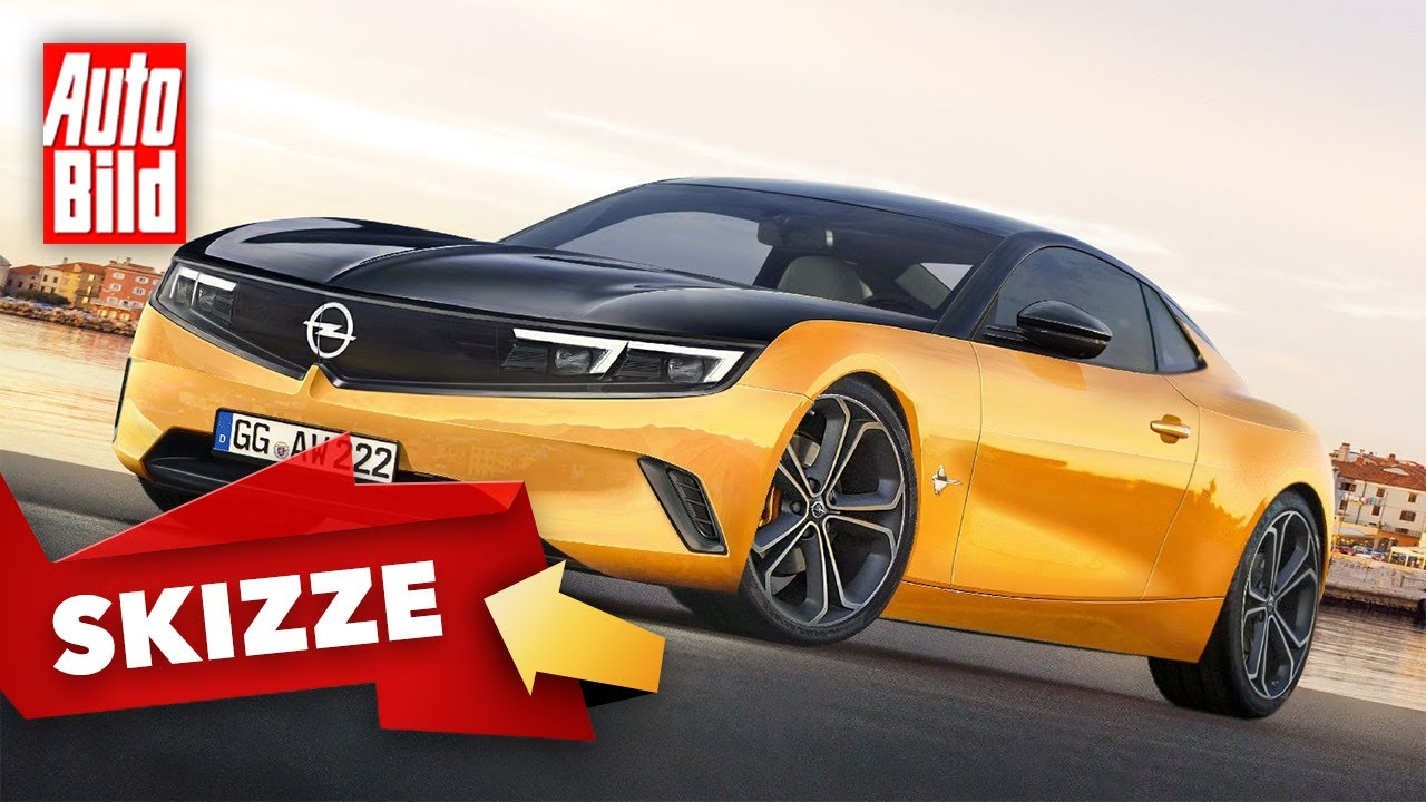 Bild Opel Manta 2021
