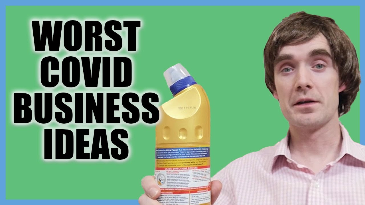 Worst Covid Business Ideas | Foil Arms and Hog