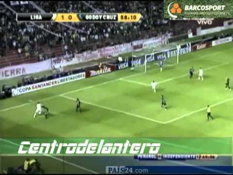 Hernan Barcos - Goles Torneos Internacionales