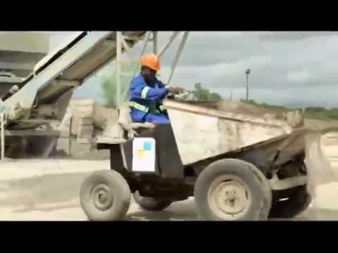 MOTA-ENGIL- Revamping Malawi's Roads