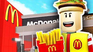 Roblox Escape McDonalds Gaming with Crazy Alex
