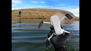 Found & Returned Another Drone In My Fastest Recovery Dive Yet!!