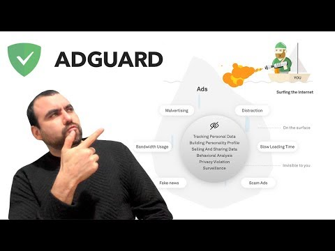 AdGuard Youtube Ads Killer And Others Lifetime Deal