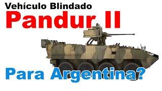 Pandur II: para Argentina?