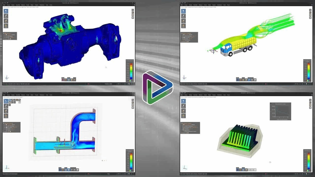 ANSYS Discovery Live Product Features