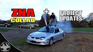 VLOG 010: Collaboration with ZNA & Project Updates!!!