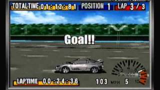 GT Advance Championship Racing (GBA)
