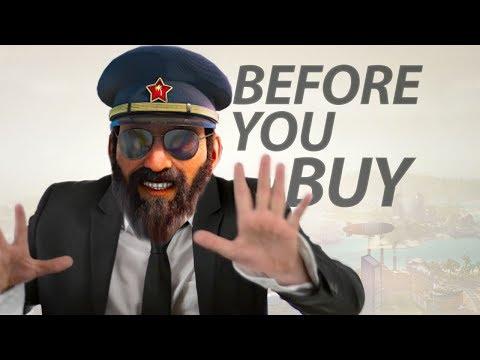 Tropico 6 - Before You Buy