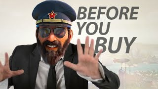Tropico 6 - Before You Buy