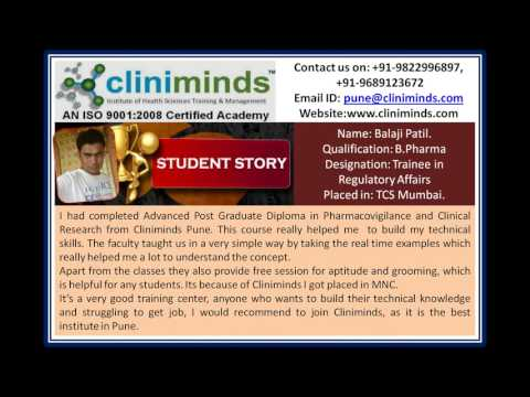 Cliniminds Recent Placements in clinical research career
