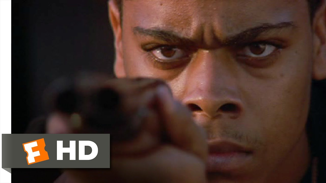Ricky Gets Shot - Boyz n the Hood (6/8) Movie CLIP (1991 ...