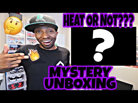 HEAT OR NOT??? MYSTERY UNBOXING
