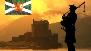 ⚡️Pipes & Drums the Black Watch⚡️The Day Thou Gavest Lord Is Ended⚡️