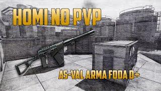 Warface Brasil: HOMI NO PVP #04 / AS-''VAL'' ARMA FODA D+ / OBRIGADO 50.000 INSCRITOS