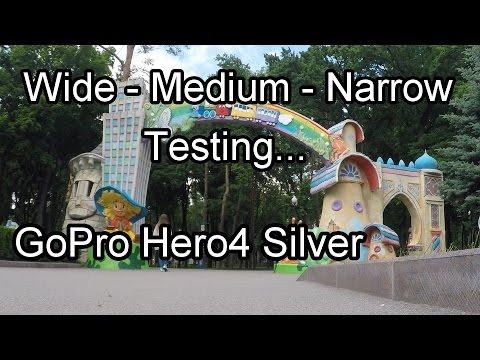 Gopro Hero 5 Vs Hero 4 >> GoPro Hero 4 FOV Comparison Test - Wide, Medium, & Narrow ...