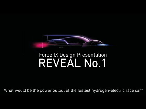 REVEAL No.1 | The design of our fastest zero-emission race car.