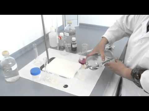 Determinación de calcio y magnesio en aguas |  | UPV