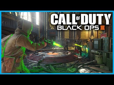 Black Ops 3 Zombies Kino Der Toten Round 1-50 Fastest High Round Strategy! (No Power Vacuum or RR)