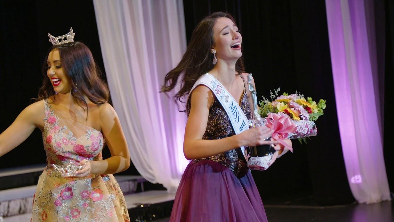Former National American Miss Washington Jr Teen is