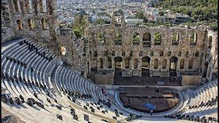 Афины и Древняя Греция документальный фильм