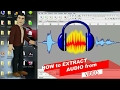 video to mp3 | how to extract audio from video | hindi