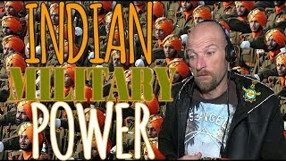 INDIAN MILITARY POWER - FTD Facts - Reaction