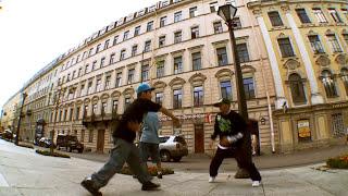 D. Yashnov feat. Reski (TOP 9) - Russian Break Kingz (Radio Edit)