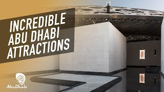 Feast your eyes on architectural wonders | Visit Abu Dhabi
