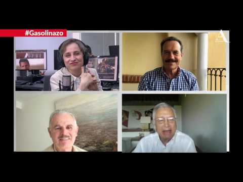 Avance: #Gasolinazo: Bartlett, Labastida y Bueno Torio debaten en Aristegui Noticias