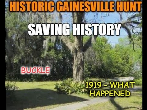 Historic Gainesville Hunt -Old Home, Treasures and more.