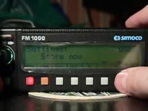 Simoco FM1200 E0 converted