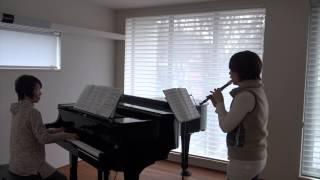 モンゴル800の「小さな恋のうた」をリコーダーとピアノ用にアレンジしま...
