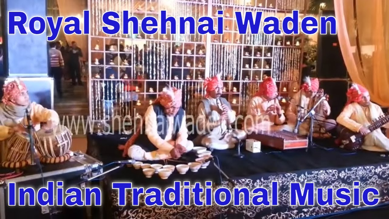 Royal SHEHNAI WADEN Live Shehnai For Wedding