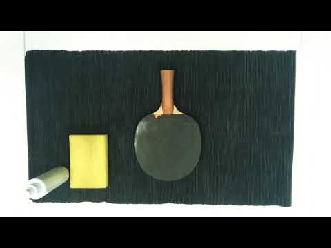 How to clean a Table Tennis Bat?
