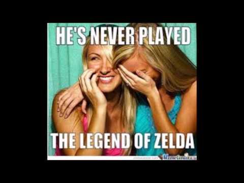Best Legend Of Zelda Memes