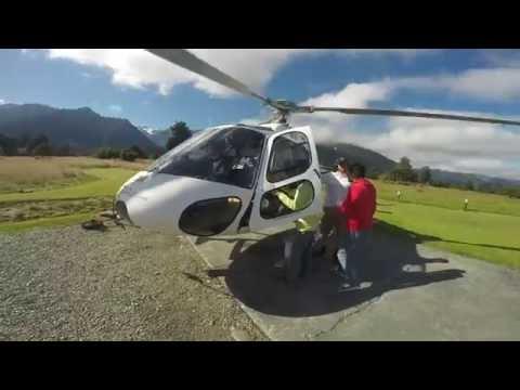 Working Holiday around New Zealand