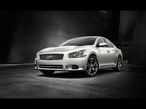 2015 Nissan Maxima Youtube