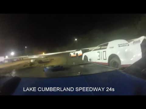SOPER 24s Lake Cumberland Speedway PASS CAM