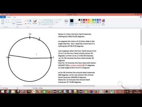 Java program to calculate the angle between hour hand and minute java program to calculate the angle between hour hand and minute hand in a clock ccuart Choice Image
