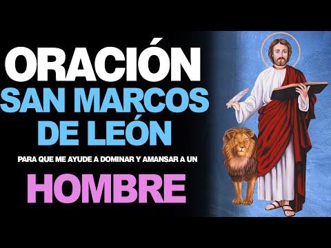 🙏 Oración a San Marcos de León para DOMINAR Y AMANSAR A UN HOMBRE 🙇