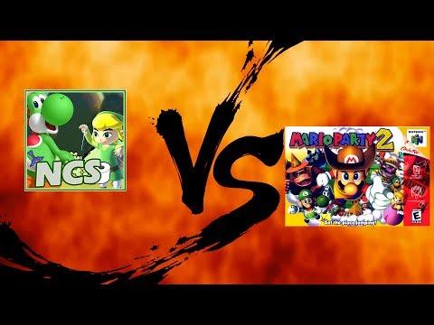 TRG Highlights: NintendoCapriSun vs Mario Party 2