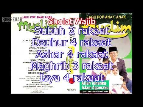 Lagu Pop Anak Muslim - Sholat Wajib