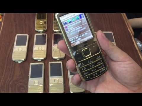Điện Thoại Nokia 6700 classic gold http://trummayco.vn