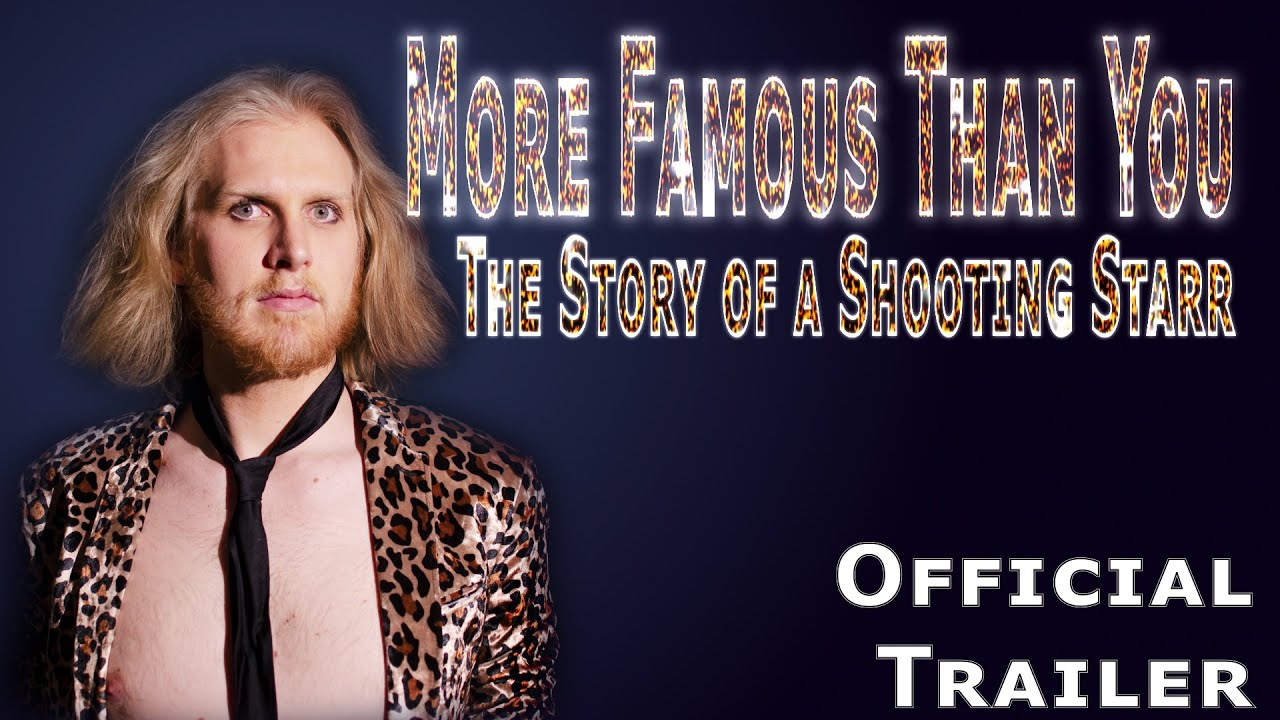 More Famous Than You | Parody Rockstar Bio-Pic | Official Trailer