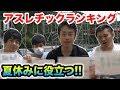 【必見】この夏行くべき!! おすすめアスレチックランキング!!