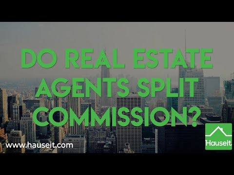 Do Real Estate Agents Split Commission? | Hauseit NYC