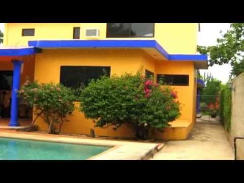 En merida renta 18000 pesos casa amueblada con piscina de for Casa con piscina para alquilar