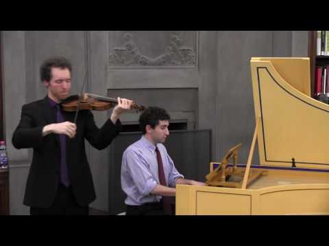 An Excerpt from a Recital at Villa I Tatti