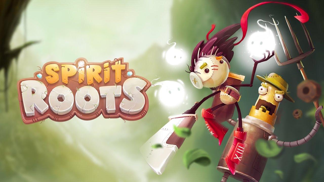 تحميل لعبة Spirit Roots مهكرة