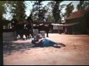 Clint Walker Yellowstone Kelly fight scene